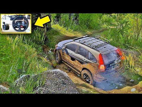 Download Video Game Offroad Indoneaia Terbaik - Spintires Mudrunner