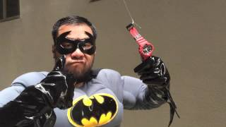 G-Shock Absolute Touch Challenge | Superheroes Challenge |