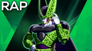 Rap de Cell EN ESPAÑOL (Dragon Ball Z) - Shisui :D - Rap tributo n° 57