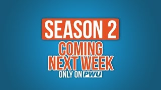 Season 2 Coming Next Week!!!!!!