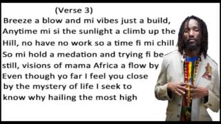Chronixx & Kabaka Pyramid - Mi Alright Lyrics