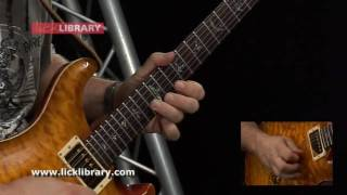 Learn To Play Gary Moore - Still Got The Blues - Guitar Solo Slow With Stuart Bull
