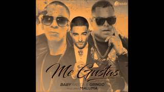 Maluma - Me Gustas Remix Ft. Baby Rasta y Gringo (Audio No Oficial)