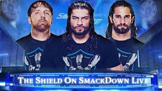 The Shield is Returning On SmackDown Live ! Huge Update On Survivor Series 2017