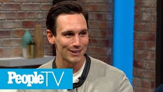 Cory Michael Smith Reveals Secrets From The Set Of 'Gotham's' Final Season | PeopleTV