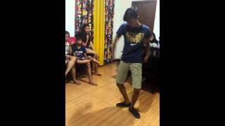 LES TWINS   thefaded   pull up cover ( Freestyle,isolation and tutting )