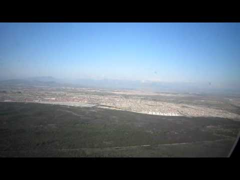 Take off Cape Town South Africa to Istanbul Turkish Airlines #2