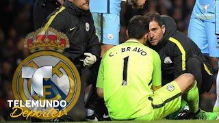 Real Madrid tuvo un noble gesto con el portero Claudio Bravo | Premier League | Telemundo Deportes