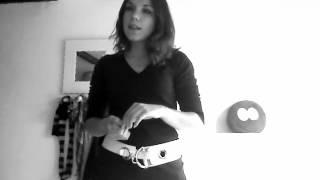 "interpretation de Charlyne Bernard - ""Elle"" de Melissa"