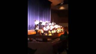 UMMS Jazz Band 1 2010 Just for Kicks