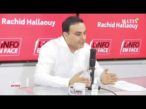 Video : L'Info en Face avec Redouane M'fadel