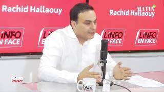 L'Info en Face avec Redouane M'fadel