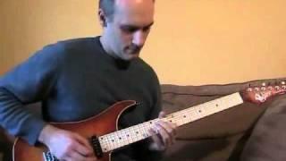Cours de guitare - Antisocial Solo (Trust)