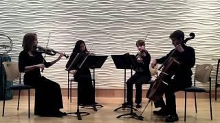 The Academy String Quartet - La Rejouissance - Handel