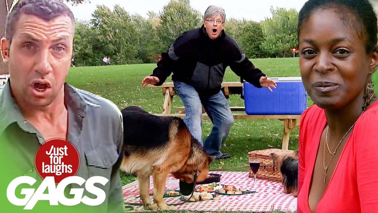 Best of Pranks at The Park