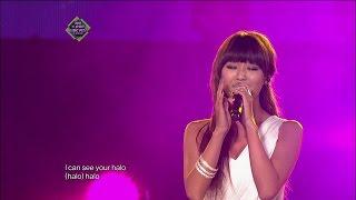 【TVPP】Hyorin(SISTAR) - Halo, 효린(씨스타) - Halo @ K-POP Music Fest in Sydney Live