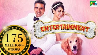 Entertainment | Full Movie | Akshay Kumar, Tamannaah Bhatia, Johnny Lever