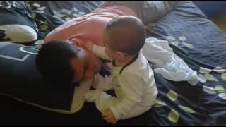 Leandro e Leonardo ...Pai e Filho
