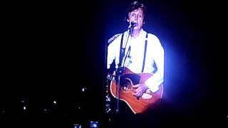 Show do Paul McCartney no Morumbi - SP - 22/11/2010 - Yesterday