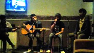 THE KILLERS - MR.BRIGHTSIDE LIVE ACOUSTIC (COVER)
