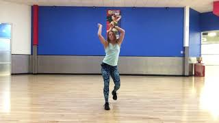 "Don Omar ft. Lucenzo ""Danza Kuduro"" dance fitness (Dance2Fit with Callie)"