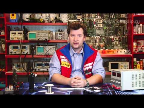 Переделка светодиодной ленты с 12В на 24В