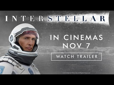 Interstellar – Trailer 4 – Official Warner Bros.