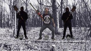 BURIAL - Yogi/Skrillex - (Dance + Video Act)