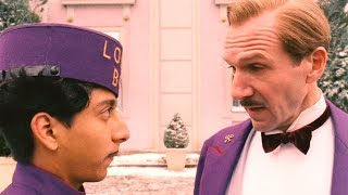 The Grand Budapest Hotel Official Clip - Lobby Boy Interview (HD) Wes Anderson