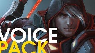 The Hunter Hou Yi Voice Pack