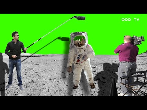 Hollywood in Space by ODD TV