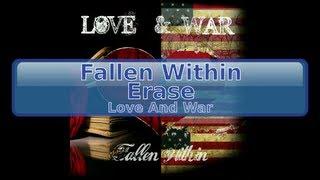Fallen Within - Erase [Lyrics, HD, HQ]