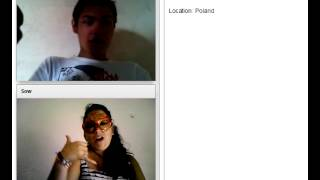 Chatroulette french (Call me Maybe).