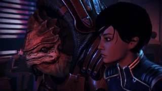 Mass Effect 3 Wrex's Romance