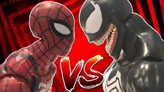 Spider-Man VS Venom ( Stopmotion)