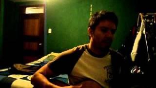 Chora me liga en español cover Pancho Castro.AVI