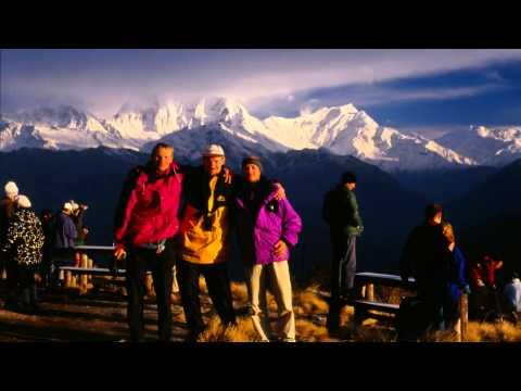 Trekking in the Annapurna Region, Nepal, 1997