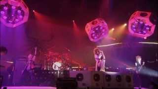 The GazettE - Circle of Swindler live [RCE]