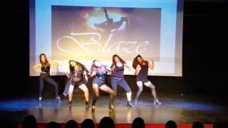BLAZE - DEMOSTRATE RANIA DANCE COVER