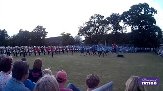 Brentwood Tattoo 2015:  Massed Band Finale Entry - Radetsky March