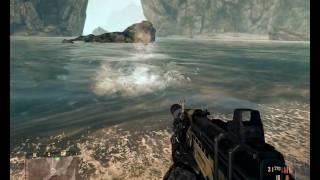 Crysis - Don't swim too far...
