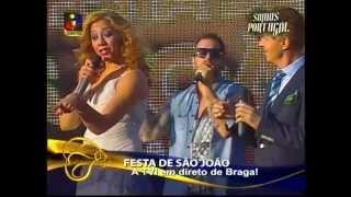 EMANUEL - NOVO TEMA - SOMOS PORTUGAL TVI - BRAGA