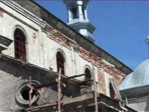 Dominican Monastery 1704 (Підкамінь Україна)