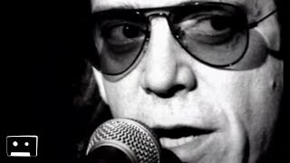 """Lou Reed - """"Bus Load Of Faith"""" (Official Music Video)"""