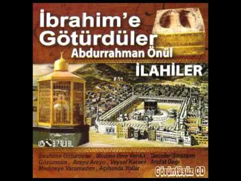 Abdurrahman Önül - Medineye Varamadım 2009 Yep Yeni Orginal Full Albüm -AknBK- AKN