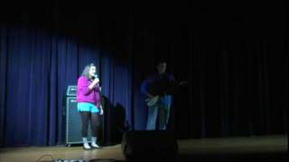 If I fell-Grace Hoffmann Spring Sing 2009