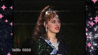 Prima invitație la Televiziunea Națională - Antena 1 - Krishna & Rukmini - 1998