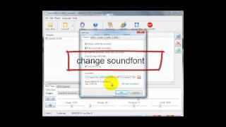 How to convert midi file to mp3 or wav?