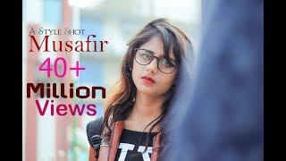 MUSAFIR   Love Story   A Style Shot   Sahil Mark & Niya Sharma   Atif Aslam   Amit Âmrìt width=