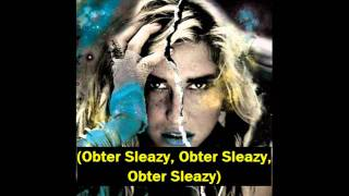 Ke$ha - ''Sleazy'' Legendado